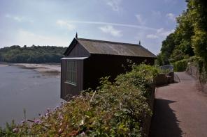 dylan thomas boathouse by achim spengler